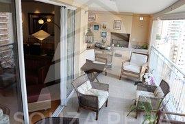 Lindo apartamento a venda no Edifício Giardino no Paraíso, com 149 metros, 3 suítes e 3 vagas!