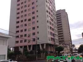 Apartamento Ed Negrelli 3 dormitórios portaria na Av. Alberto Andaló