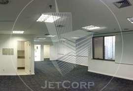 Sala Comercial Corporativa próxima ao metrô - aluguel - 360 m²