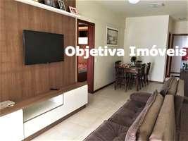 Apartamento avarandado, 2 quartos, 1 vaga, 90 m², Passagem - Cabo Frio - RJ