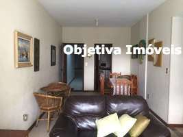 Apto mobiliado, 3 quartos, 1 vaga, 130 m², Passagem - Cabo Frio - RJ