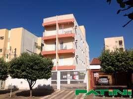Apartamento de 1 dormitório 1 garagem escada Cidade Nova próximo Colégio Universitário