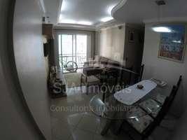 Apartamento reformado para venda no Condomínio Projeto Viver no bairro do Belém