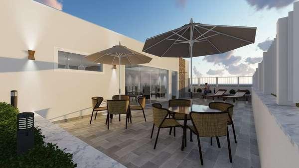 Apartamentos com 2 quartos à venda, 72m² por 320 mil