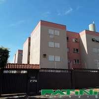 Apartamento 2 dormitórios 1 garagem Residencial Juruá