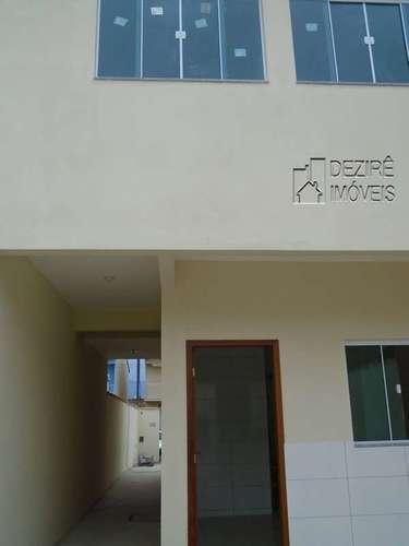 Fundo da casa com corredor