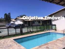 Casa térrea em condomínio, 2 suítes, 1 vaga, Ogiva - Cabo Frio - RJ