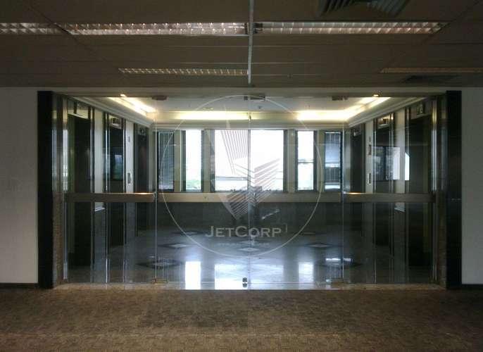 Laje corporativa Pinheiros/Faria Lima - metrô - locação - 775 m²