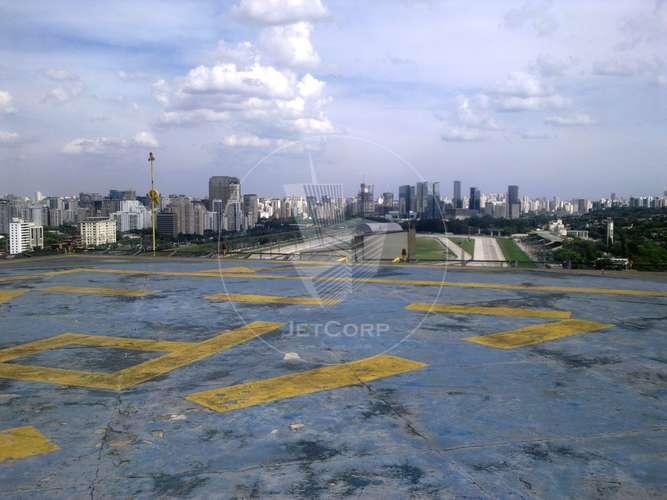 Conjunto comercial corporativo Pinheiros/Faria Lima - metrô - locação - 775 m²