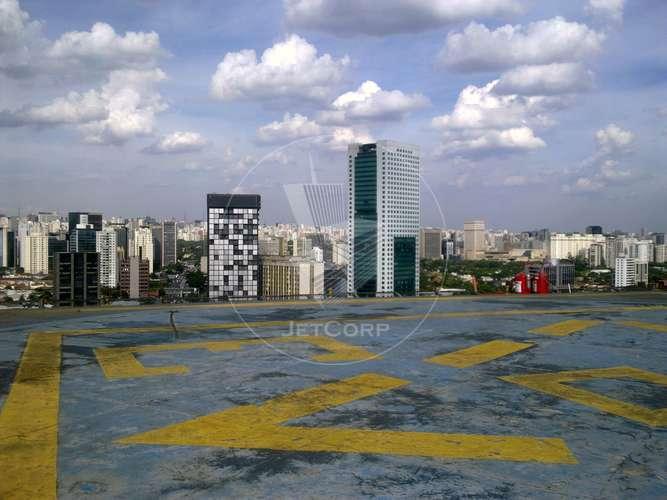 Escritório corporativo Pinheiros/Faria Lima - metrô - locação - 775 m²