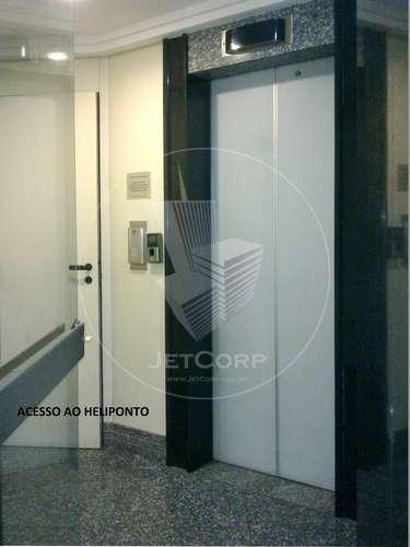 Escritório corporativo Pinheiros/Faria Lima - metrô - locação - 1.550 m²