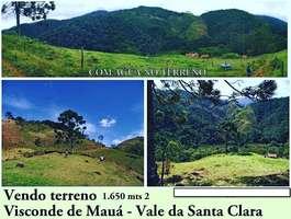 Terreno em Visconde de Mauá RJ