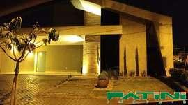 Casa maravilhosa La Montagne 3 suítes e lazer completo frente Shopping Iguatemi