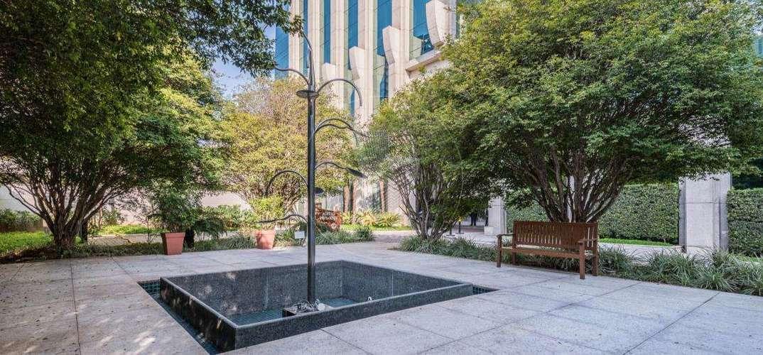 Andar corporativo Triple A - Faria Lima - locação - 1.800 m²