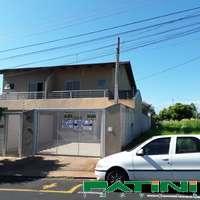 2 casas de 3 e 2 dormitórios amplas semi nova Jardim Morumbi próximo Sesc e Rio Preto Shopping