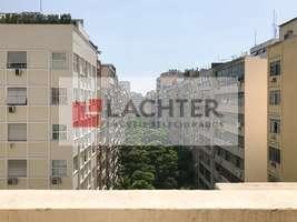 Cobertura Linear Copacabana, 4 quartos, 1 vaga