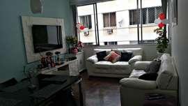 Apartamento de 3 quartos no Cosme Velho