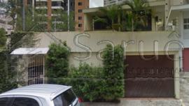 Sobrado comercial com 159m² para locação na Vila Nova Conceição