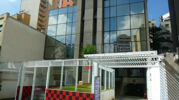 Conjunto Comercial para venda em Higienópolis com 35m²