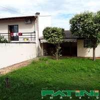 Casa de 1 dormitório fundos quintal grande e varanda com churrasqueira Vila Diniz