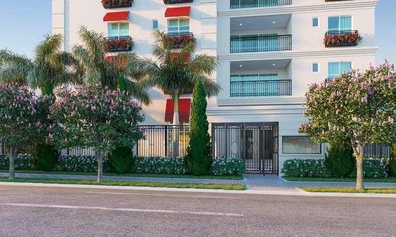 Apartamento à Venda 3 Quartos (1 Suíte) no Ed. Maison Champagnat - Curitiba
