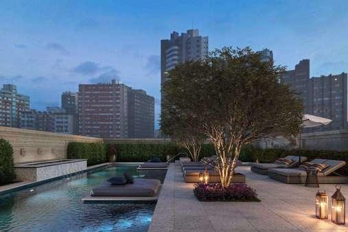 Apartamento Garden à Venda 3 Quartos (1 Suíte) no Ed. Maison Champagnat - Curitiba