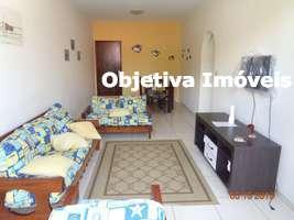 Apartamento com 3 quartos, 1 vaga, à 100 metros da Praia do Forte, Cabo Frio - RJ