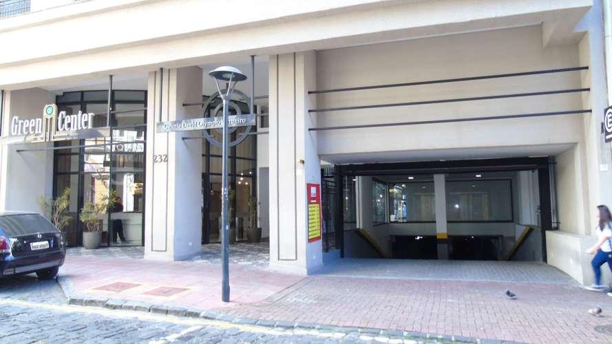SALA COMERCIAL À VENDA GREEN CENTER OFFICE NO CENTRO EM CURITIBA