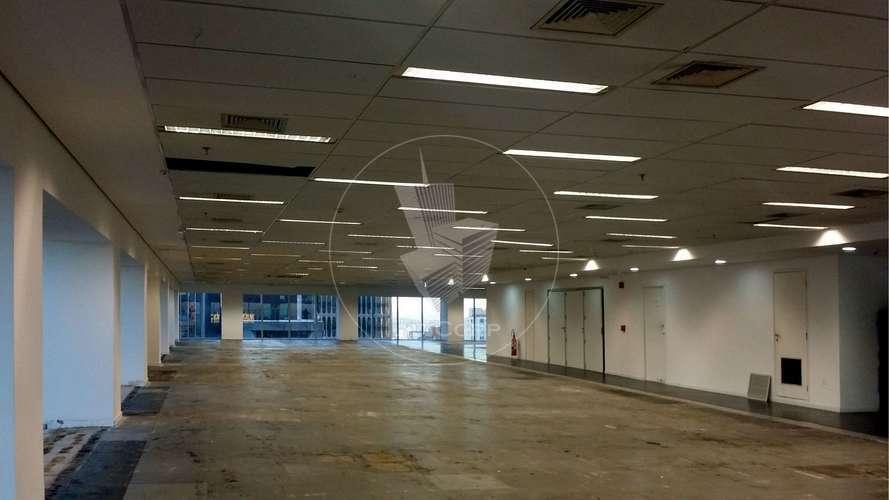 Escritório Corporativo na Paulista - metrô - Triple A - 2.219 m² Locação.