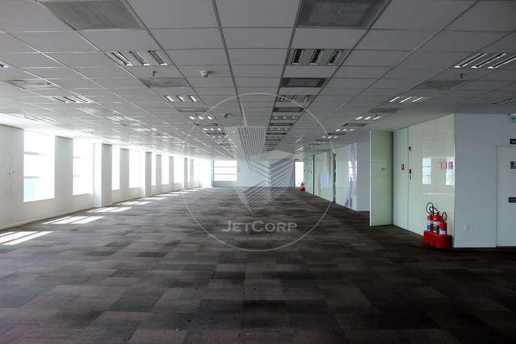 Sala comercial corporativa - alto padrão em edifício Triple A Faria Lima Pinheiros - locação 1.897 m²