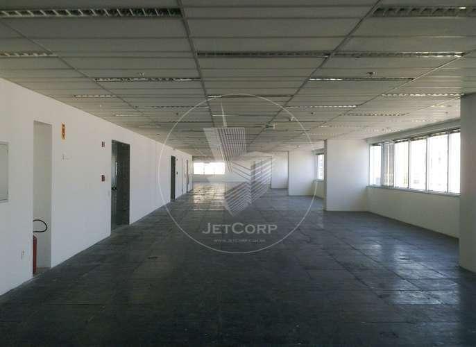 Laje corporativa na Paulista - locação - 1.820 m²