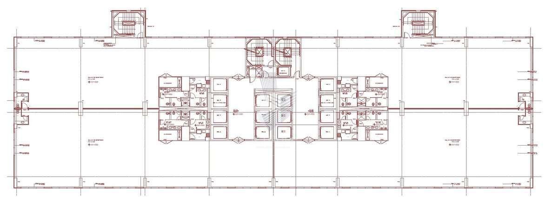 Sala comercial corporativa na Paulista - locação - 1.820 m²