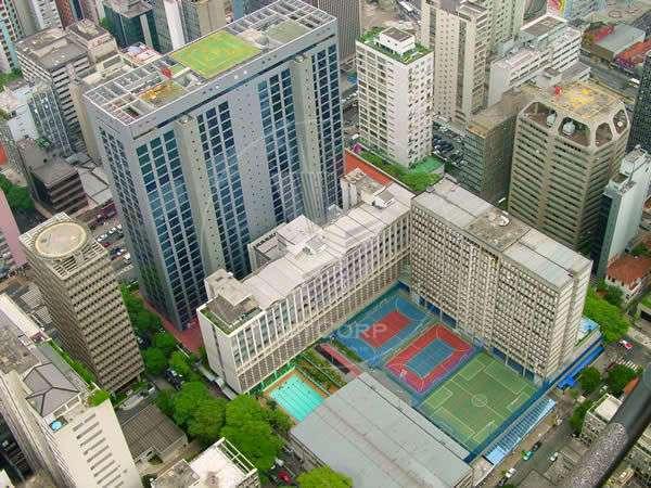 Escritório corporativo na Paulista - locação - 1.820 m²