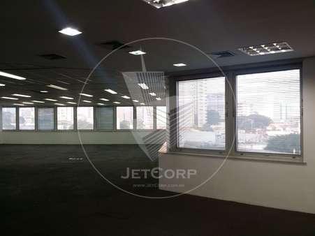 Sala comercial para locação em Pinheiros - 281 m² - metrô