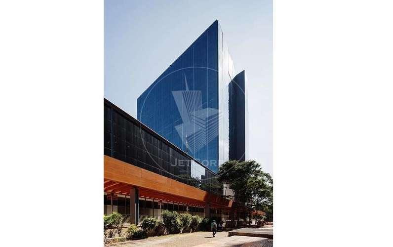 Conjunto comercial corporativo na Paulista - metrô - Triple A - 1.965 m² Locação.