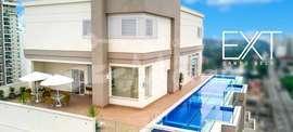 Apartamento Novo e Pronto para Morar - 1 dormitótio - 43 m2 - 1 vaga em Campo Belo - São Paulo-sp