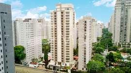 Apartamento Gardem Novo e Pronto para Morar - 1 dormitótio - 70 m2 - 1 vaga em Campo Belo - São Paulo-sp