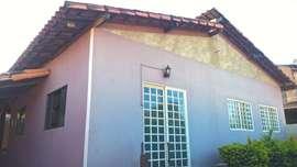 Casa 2 quartos em excelente localização a venda em Funilândia MG