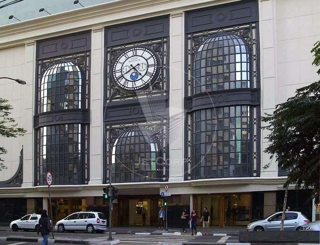 Sala Comercial - locação - metrô Paraíso - 205 m²