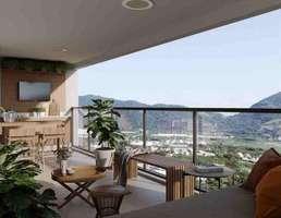 Apartamento de 3 dormitórios no Lume Residencial Barra Bonita.