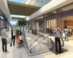 Conjuntos comerciais, Vogue Square Life Experience, Barra da Tijuca.