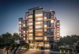 Apartamentos e Coberturas (3 a 4 Suítes) à Venda no Ed. Denmark no Cabral - Curitiba