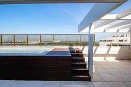 Cobertura à venda com 3 dormitórios pronto pra morar, Viure, Barra da Tijuca, RJ