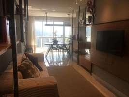 Condomínio Singapura Ilha Pura, apartamento à venda de 2 dormitórios, Barra-RJ