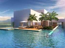 Apartamento de 1 dormitórios, Union Square Residence, Barra da Tijuca.