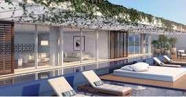 Apartamento a venda frontal a praia da Barra da Tijuca, Grand Hyatt,Barra da Tijuca