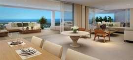 Riserva Golf, Apartamento com 381 m², 5 dormitórios, Suítes, vista Mar da Barra.