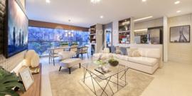 Apartamento em construção com 95,53m² na Vila Olimpia - São Paulo - SP