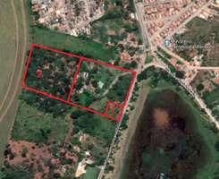 Terreno 20.000 m² a venda na Orla da Lagoa de Fora em Funilandia mg