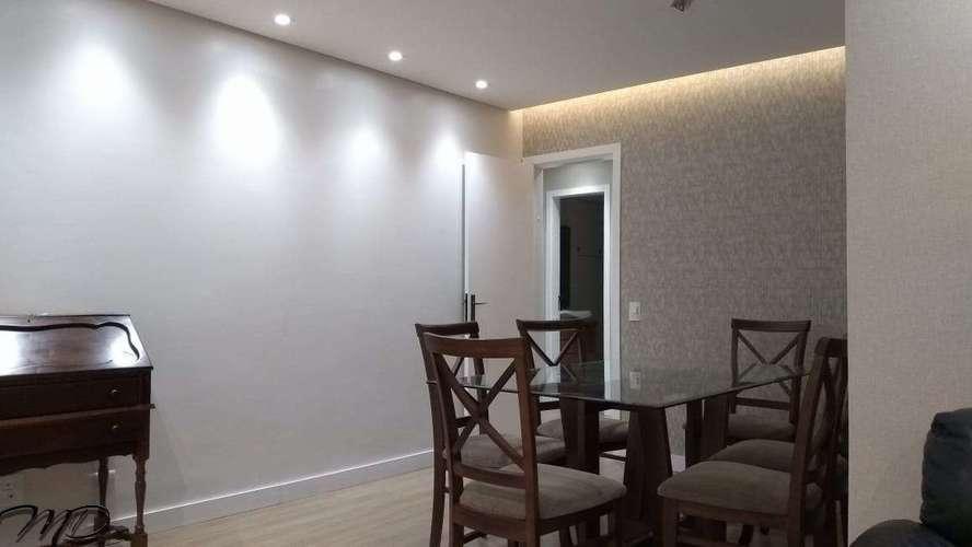 Apartamento à Venda 3 Quartos (1 Suíte) no Cabral - Curitiba